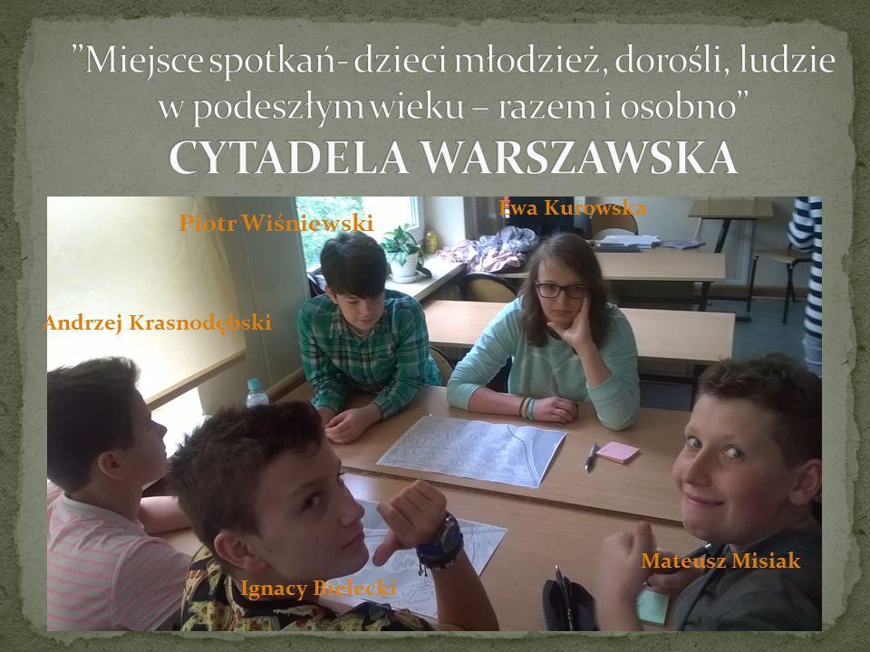 Piotr Wiśniewski Ewa Kurowska Mateusz Misiak Ignacy Bielecki Andrzej Krasnodębski
