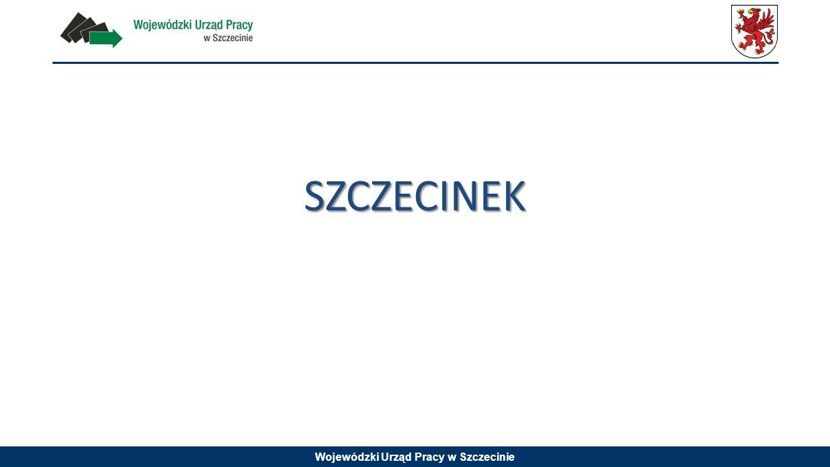 Wojewódzki Urząd Pracy w Szczecinie SZCZECINEK