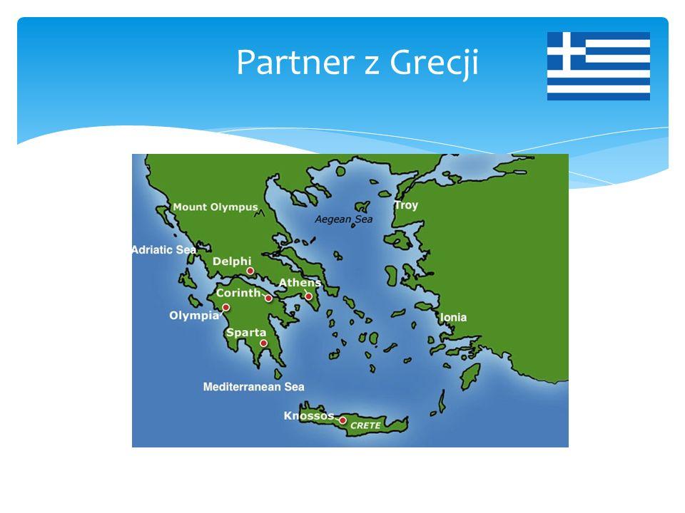 Partner z Grecji