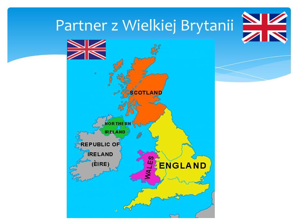 Partner z Wielkiej Brytanii