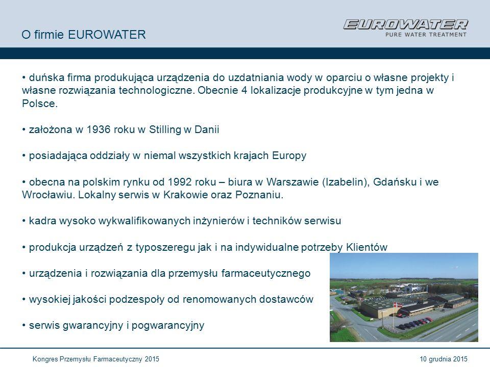 O firmie EUROWATER duńska firma produkująca urządzenia do uzdatniania wody w oparciu o własne projekty i własne rozwiązania technologiczne.