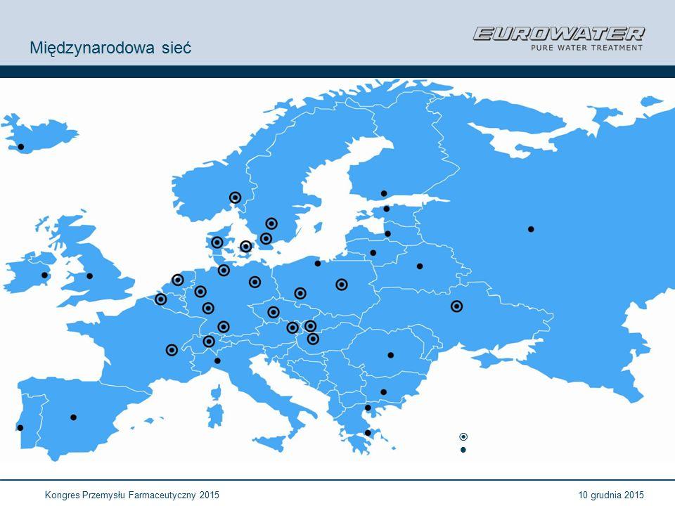 Rodzaje wody znormalizowanej w farmacji Systemy zbiorcze.: Woda oczyszczona - Purified Water (PW) Woda do iniekcji - Water for Injection (WFI) Woda wysoko oczyszczona - Highly Purified Water (HPW) – tylko w Europie