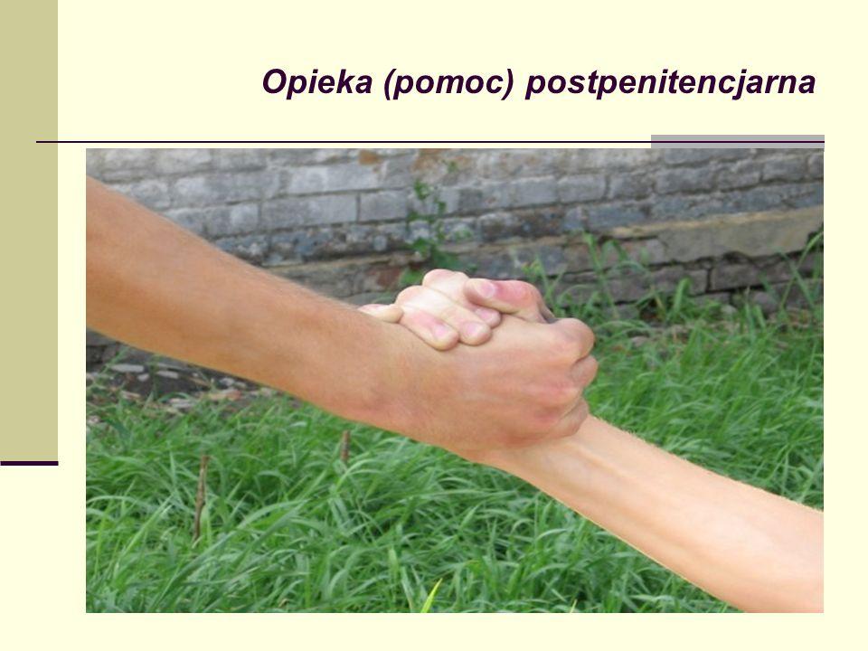 Opieka (pomoc) postpenitencjarna