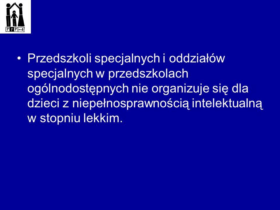 FORMY POMOCY PSYCH.- PED.ROZPORZĄDZENIE MINISTRA EDUKACJI NARODOWEJ1z dnia 30 kwietnia 2013 r.