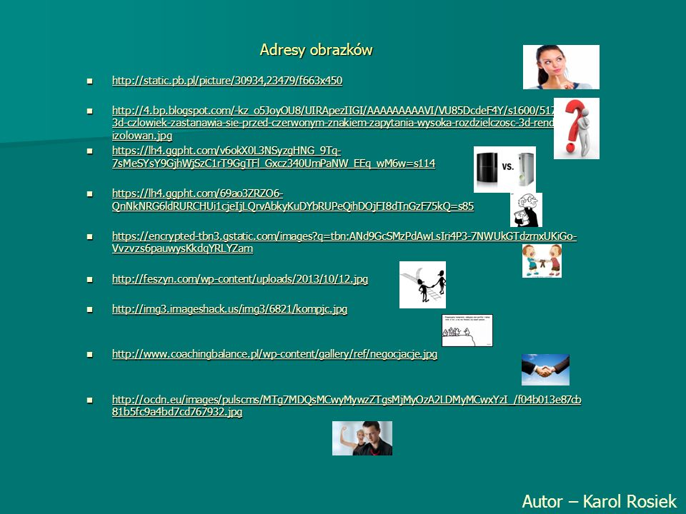 Adresy obrazków http://static.pb.pl/picture/30934,23479/f663x450 http://static.pb.pl/picture/30934,23479/f663x450 http://static.pb.pl/picture/30934,23