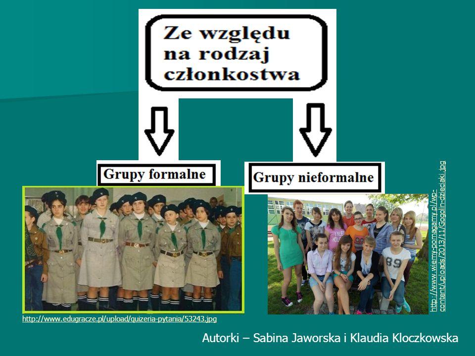 http://www.edugracze.pl/upload/quizeria-pytania/53243.jpg http://www.wiemy-pomagamy.pl/wp- content/uploads/2013/11/Gogolin-dzieciaki.jpg Autorki – Sabina Jaworska i Klaudia Kloczkowska