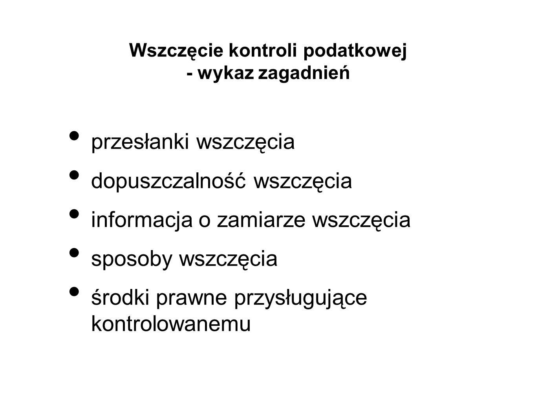 Upoważnienie do przeprowadzenia kontroli (3) Adresat doręczenia: - kontrolowany - członek zarządu, wspólnik, inna osoba upoważniona do reprezentowania kontrolowanego lub prowadzenia jego spraw - w przypadku, gdy kontrolowanym jest osoba prawna lub jednostka organizacyjna niemająca osobowości prawnej - osoba faktycznie kierująca, nadzorująca lub reprezentująca działalność prowadzoną na terytorium Rzeczypospolitej Polskiej - w przypadku, gdy kontrolowanym jest zakład podmiotu zagranicznego Art.