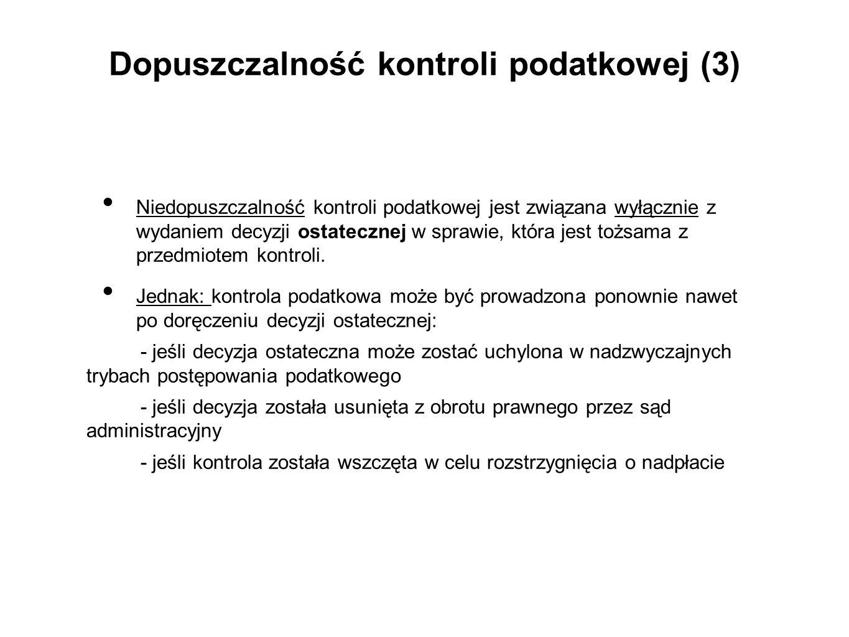 Poinformowanie o zamiarze wszczęcia (5) Art.282c Op § 2.