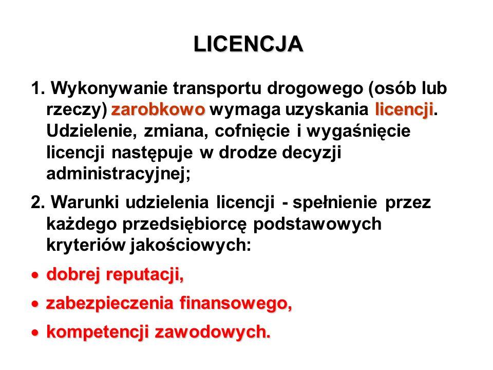 LICENCJA zarobkowolicencji 1.