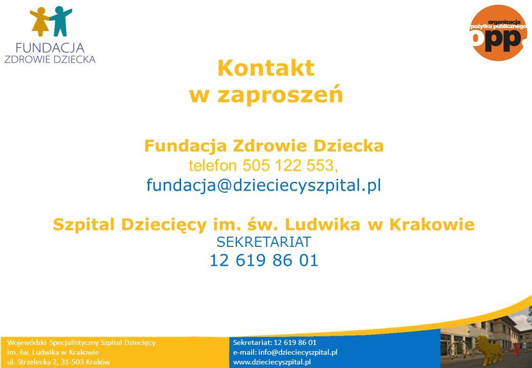 Wojewódzki Specjalistyczny Szpital Dziecięcy im. św.