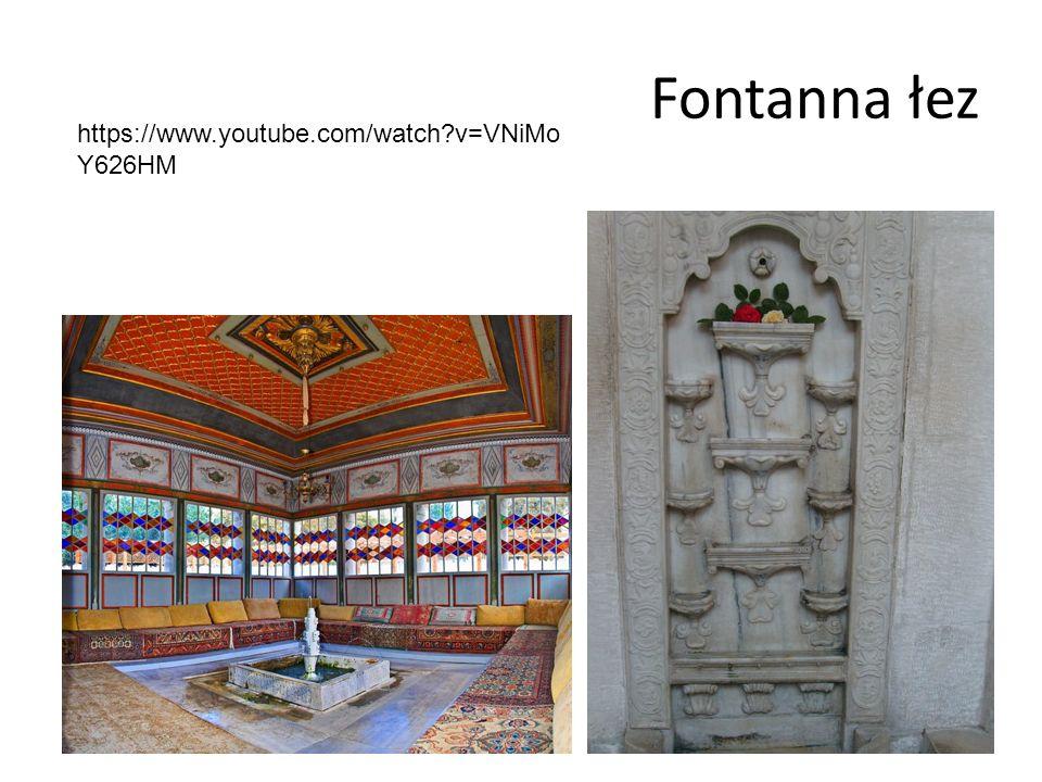 Fontanna łez https://www.youtube.com/watch?v=VNiMo Y626HM