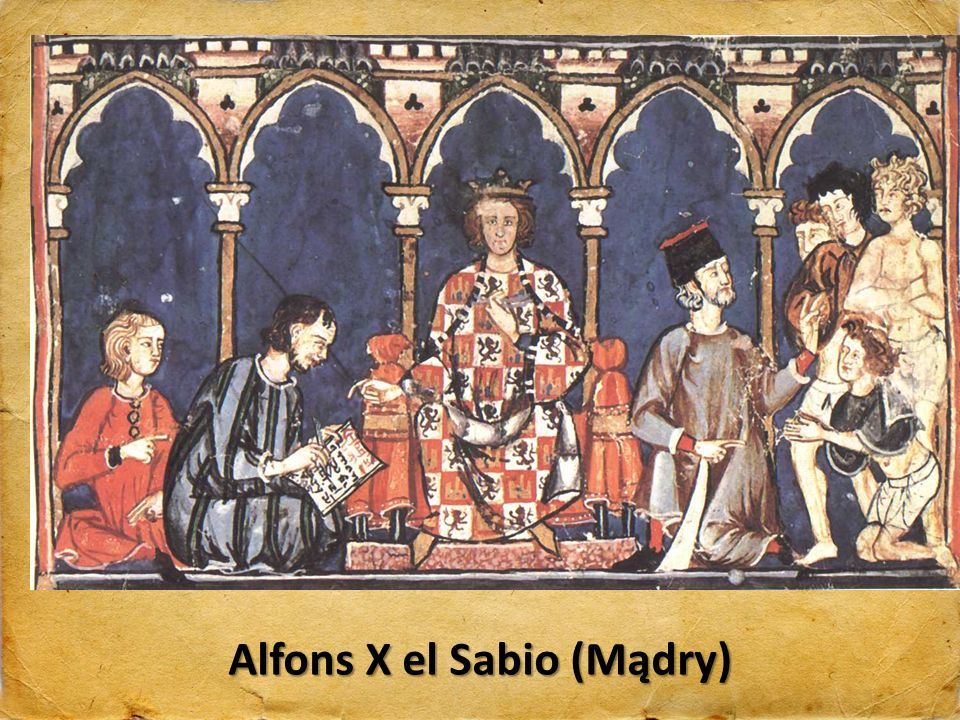Alfons X el Sabio (Mądry)