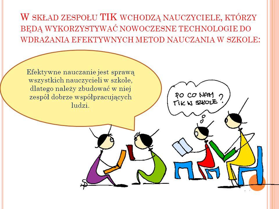 D OBRA PRAKTYKA POWINNA ODNOSIĆ SIĘ DO : lekcji przedmiotowej lub jej części, zadania uczniowskiego oraz projektu edukacyjnego (ew.