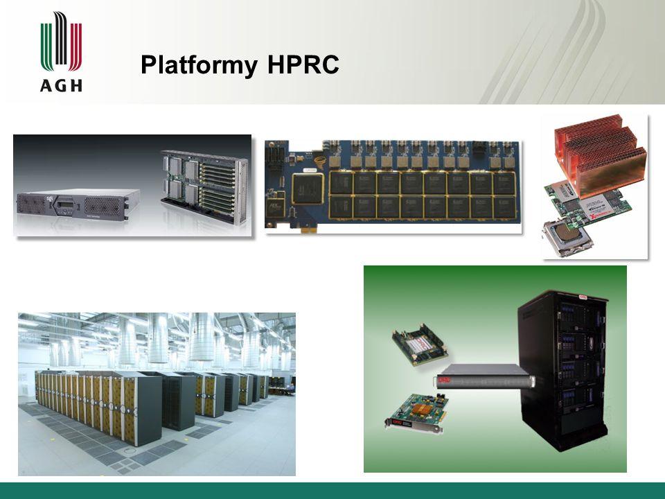 18 HLL/HLS Handel-C Catapult C SystemC Języki HLL OpenCL