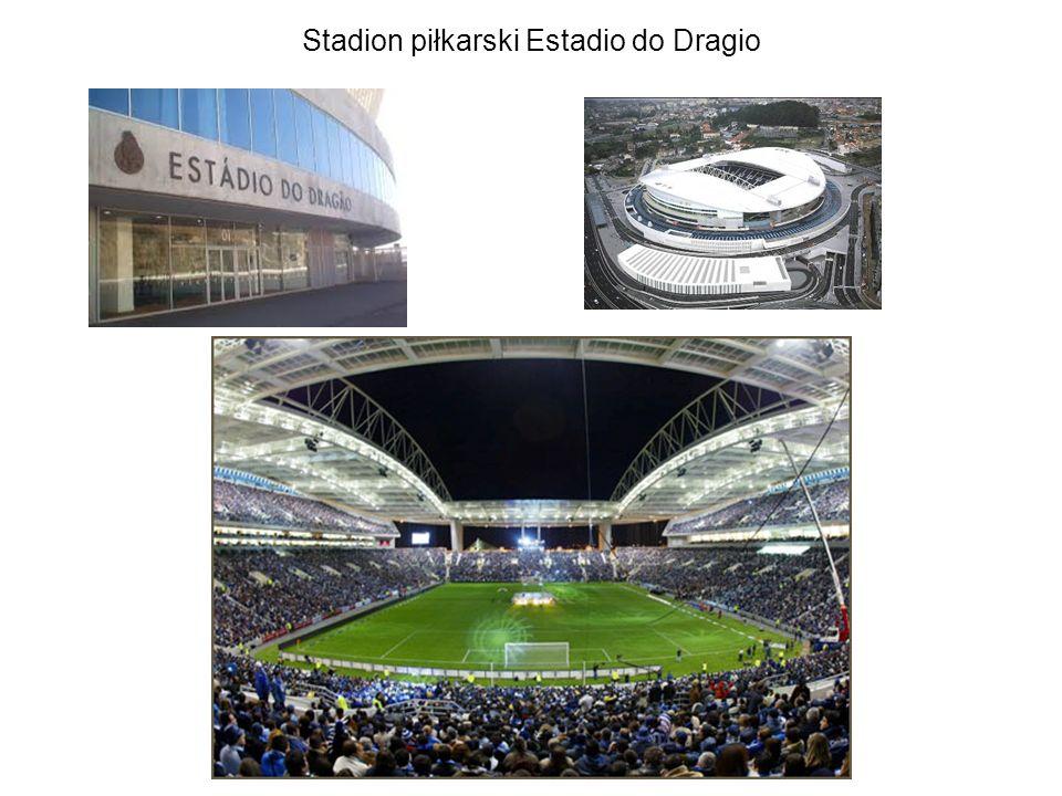 Stadion piłkarski Estadio do Dragio