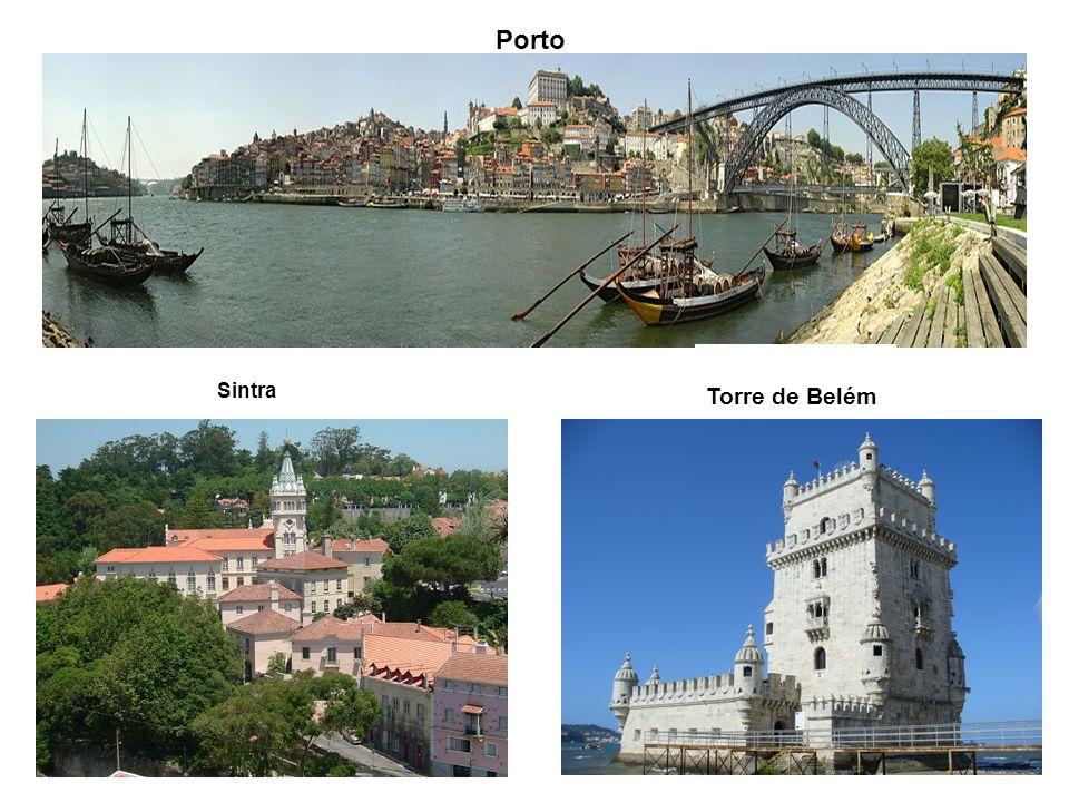 Sintra Porto Torre de Belém