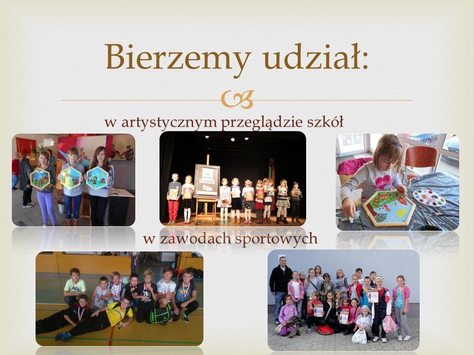  Organizujemy: apele szkolne, uroczystości ogólnoszkolne, uroczystości o charakterze patriotycznym.