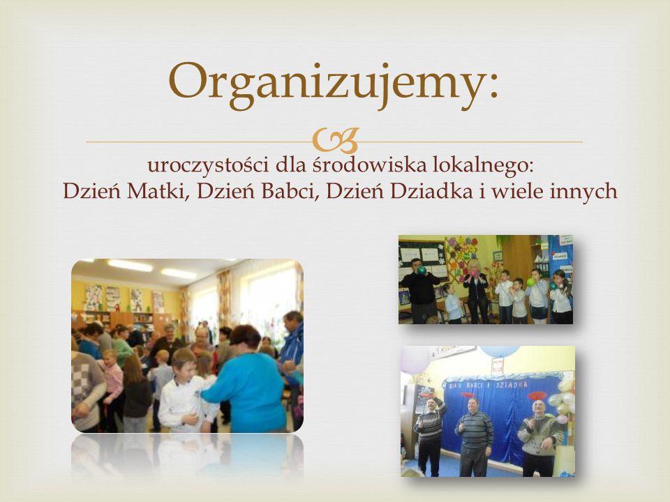  Organizujemy: jasełka