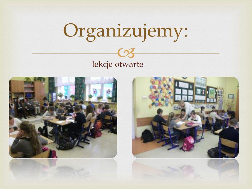 """ Organizujemy: wycieczki turystyczno-krajoznawcze i """"zielone szkoły"""
