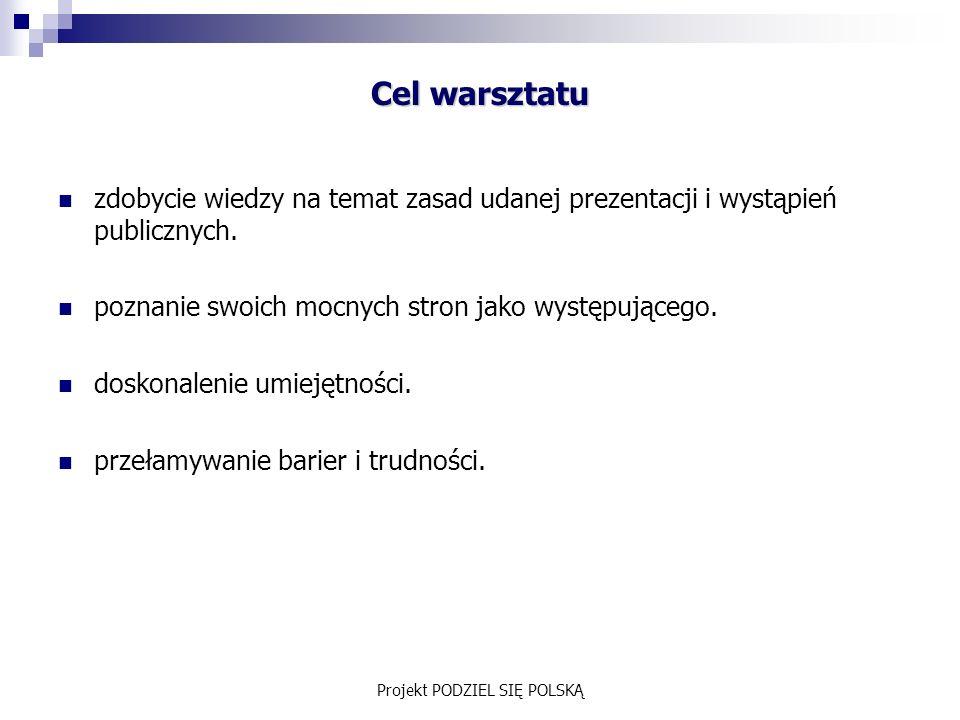 Projekt PODZIEL SIĘ POLSKĄ 4.