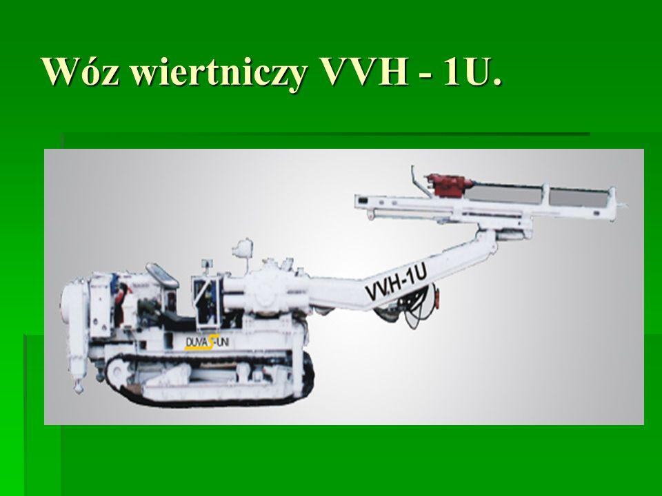 Wóz wiertniczy VVH - 1U.