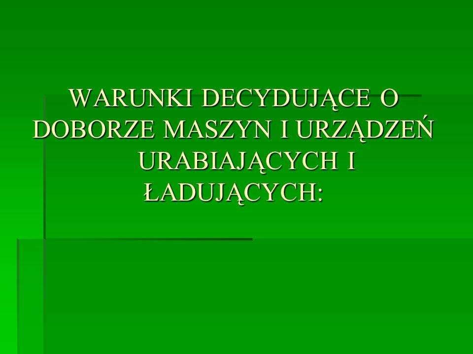 Obudowa ścianowa typu Glinik 24/50 POz