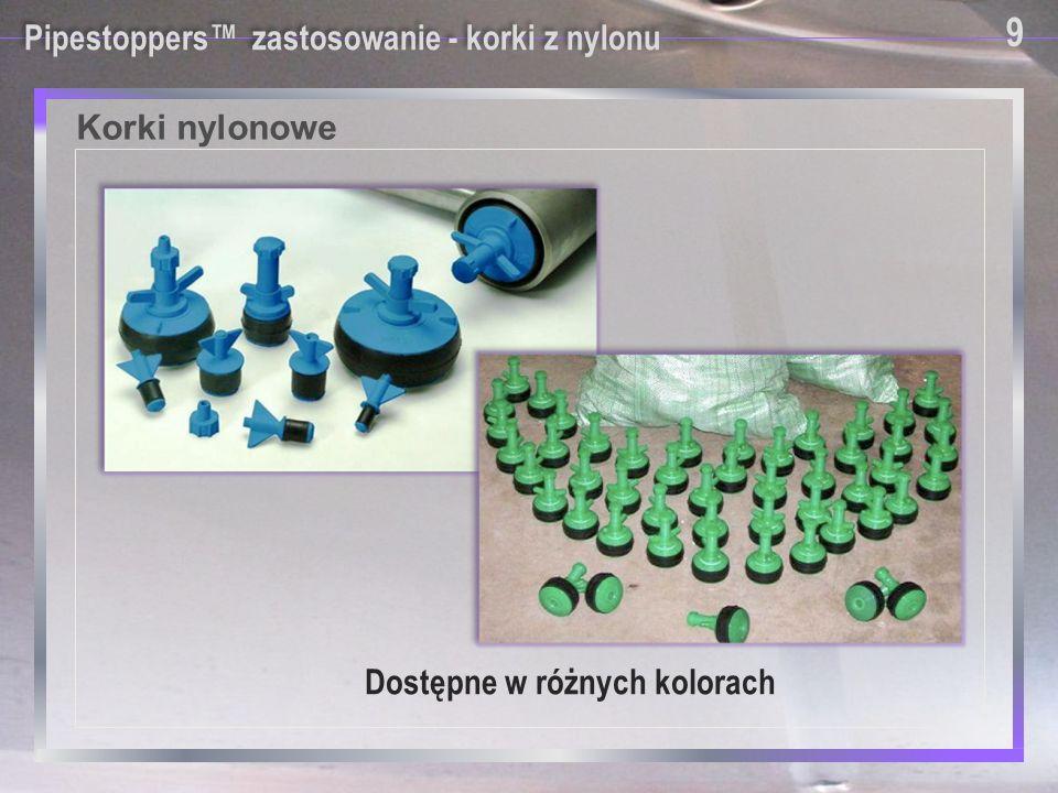 Korki uszczelniające – typowe zastosowania Pipestoppers™ zastosowanie - korki z nylonu Budownictwo 11