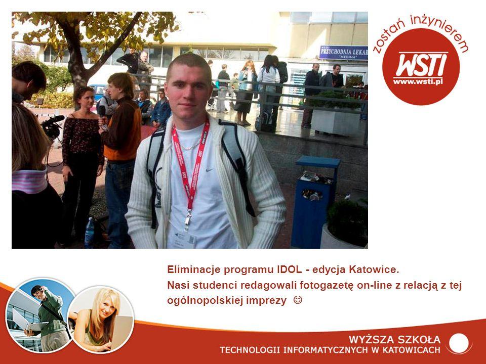 Eliminacje programu IDOL - edycja Katowice.