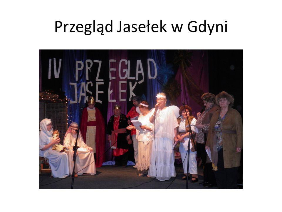 Przegląd Jasełek w Gdyni