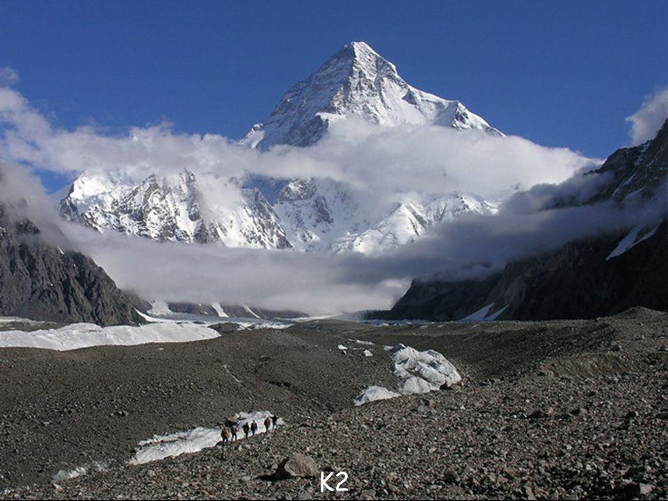 Daktylek K2 w swej krasie