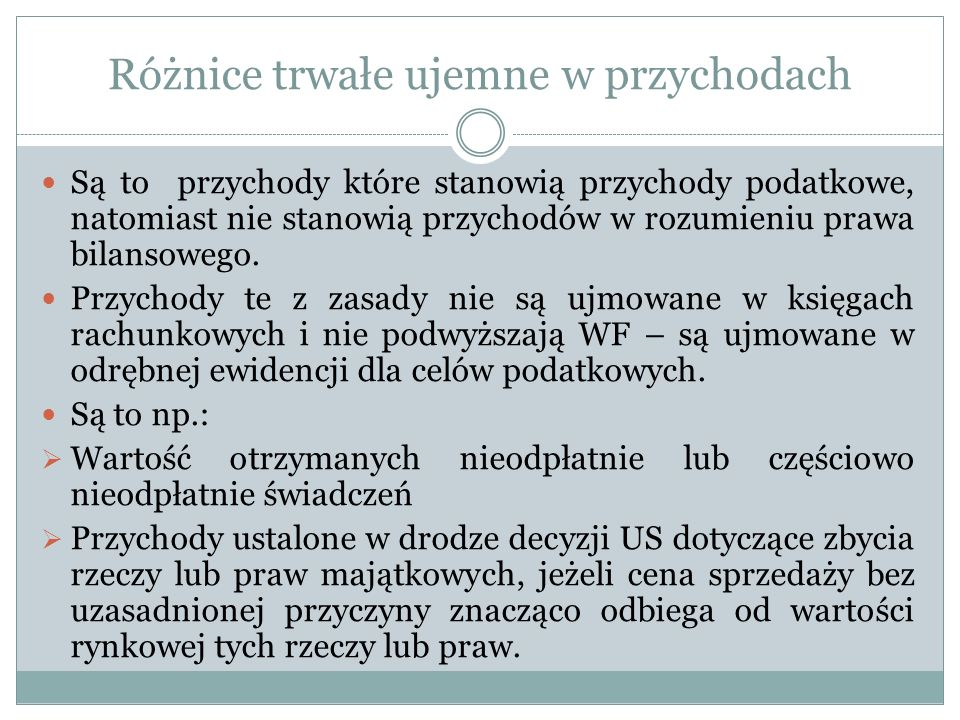 Do wejścia w życie UoR odroczony podatek dochodowy nie istniał w Polsce.
