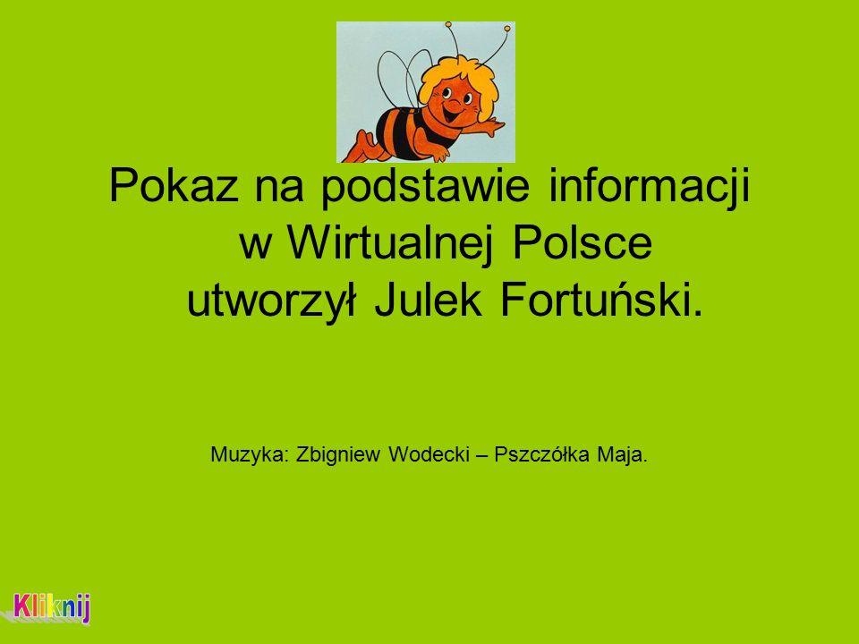 Pokaz na podstawie informacji w Wirtualnej Polsce utworzył Julek Fortuński.