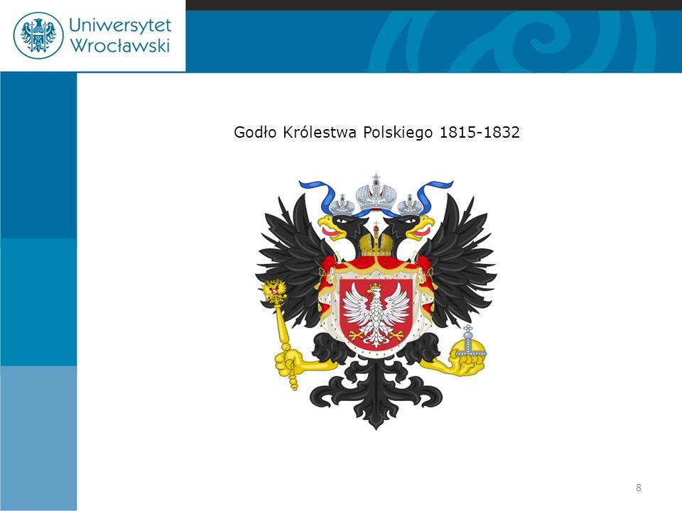 Godło Królestwa Polskiego 1815-1832 8