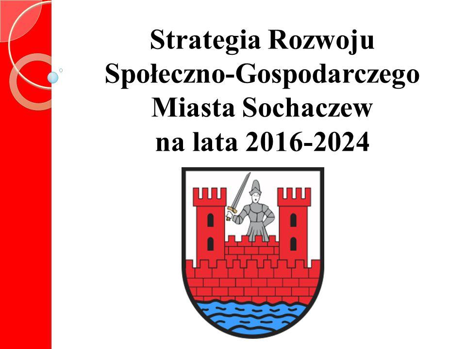Strategia Rozwoju Społeczno-Gospodarczego Miasta Sochaczew na lata 2016-2024