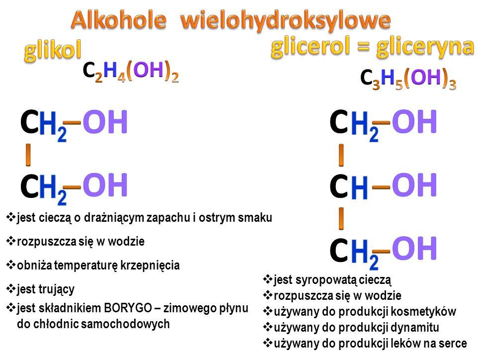 C 6 H 12 O 6 → C 2 H 6 O + CO 2 1 cząsteczka → 2 cząsteczki + 2 glukozy etanolu dwutlenku węgla Fermentacja alkoholowa to egzoenergetyczny proces chemiczny zachodzący w mitochondriach drożdży.