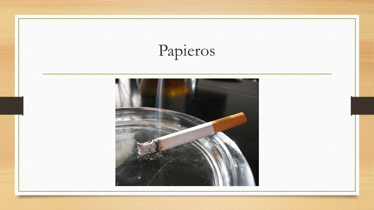 Masz fajkę.
