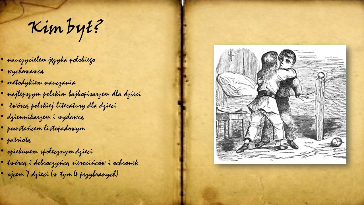. Urodził się 17 kwietnia 1796 roku w Dzikowie w powiecie tarnobrzeskim. Był polskim poetą, pedagogiem, działaczem charytatywnym, czołowym bajkopisarz