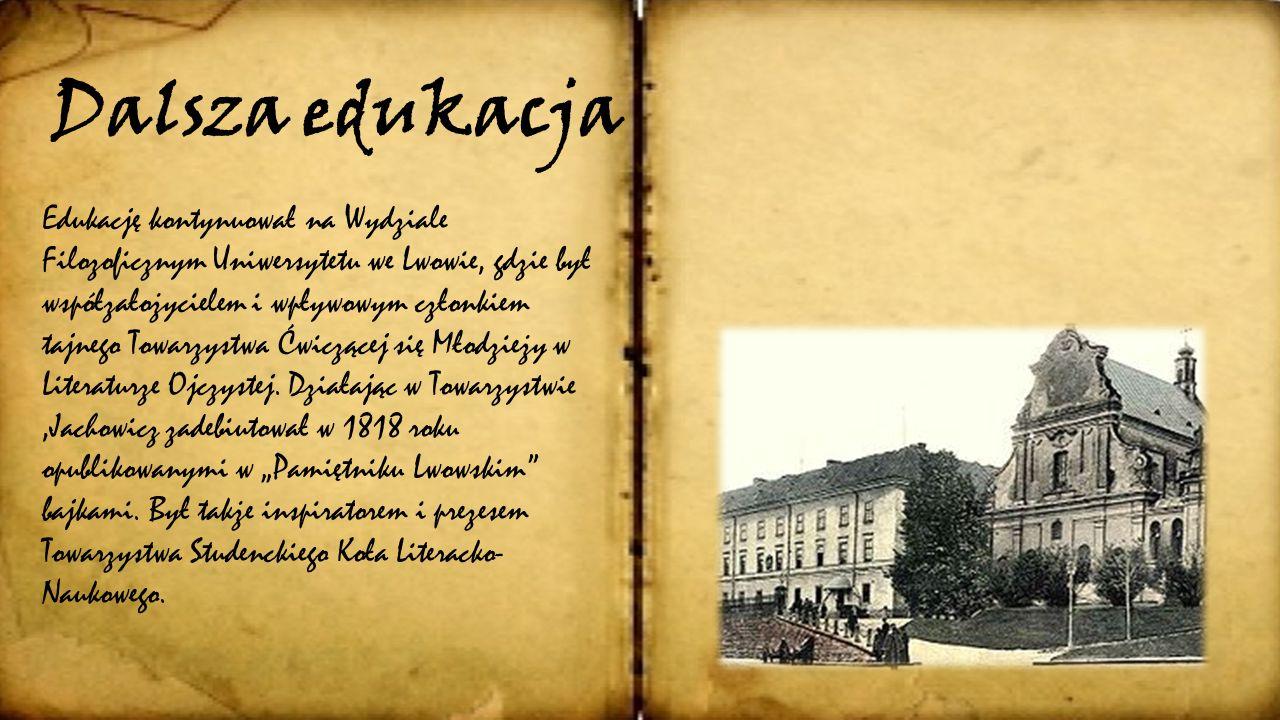 Stanisław Jachowicz urodził się w niezamożnej rodzinie szlacheckiej. Jego ojciec, Wojciech Jachowicz, był zarządcą dóbr właścicieli Dzikowa — Tarnowsk
