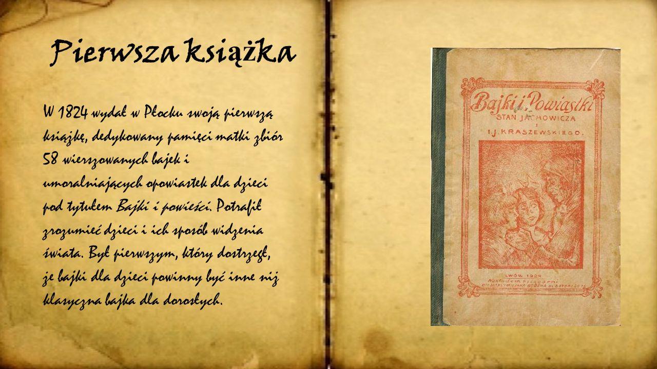 Po zakończeniu studiów w 1818 r. osiadł w Warszawie, gdzie objął posadę kancelisty w Prokuratorii Generalnej Królestwa Polskiego. Przystąpił do Związk