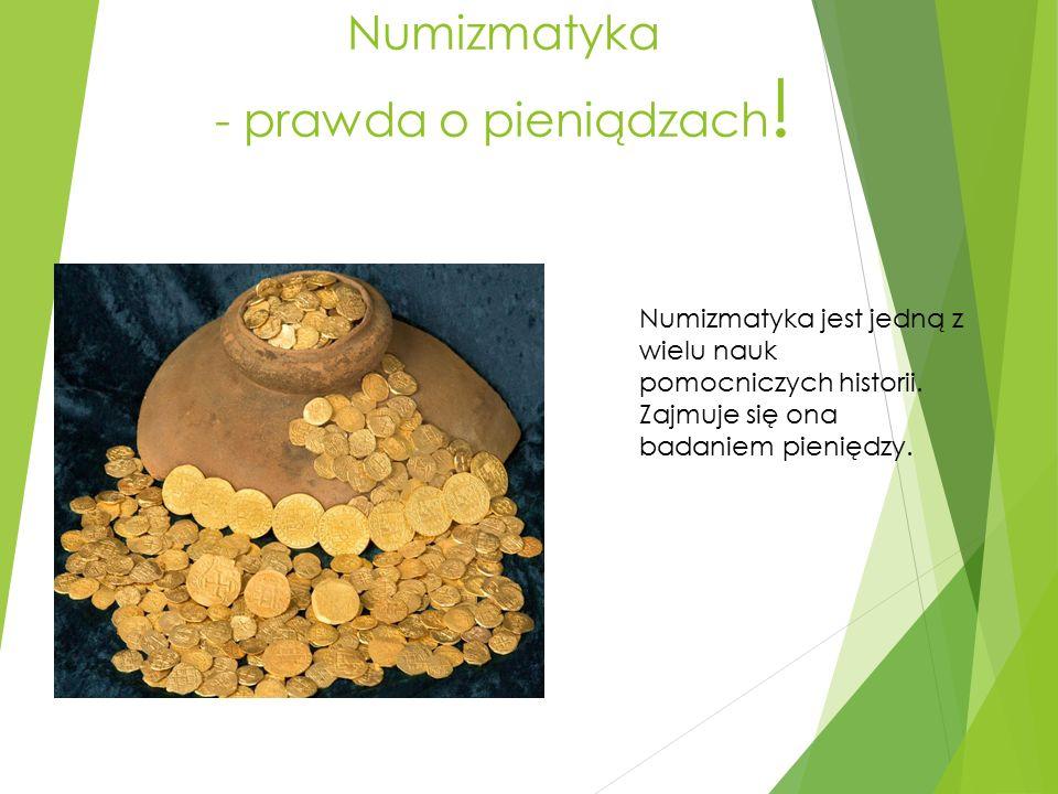 Elementy monety Każda moneta składa się z niezmiennych elementów.