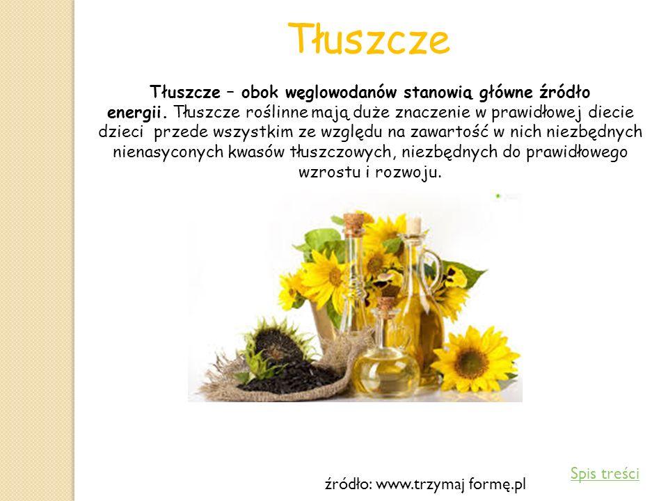 Produkty zbożowe powinny stanowić główne źródło energii i powinny występować w każdym posiłku w ciągu dnia.