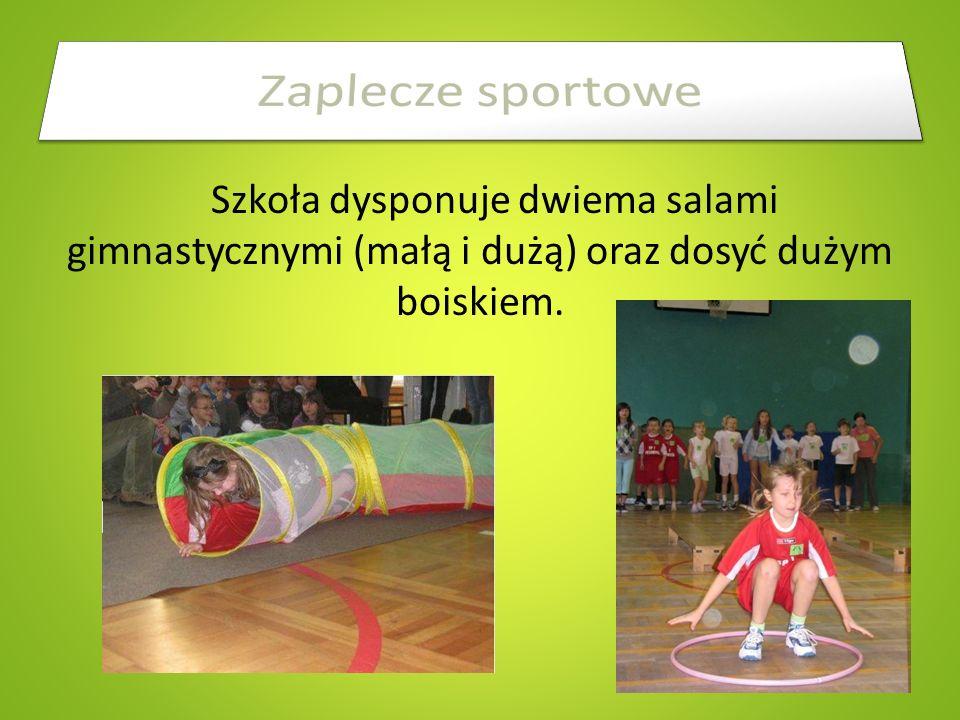 W roku szkolnym 2011/12 pięcioro uczniów z klasy 5b wzięło udział w konkursie EKO organizowanym przez TESCO.