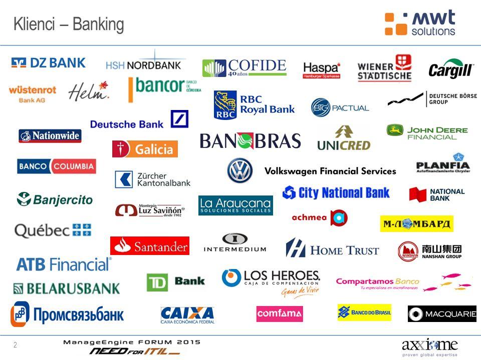 Klienci – Banking 2