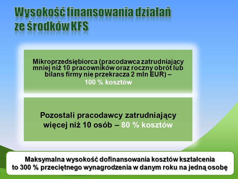  Środki z KFS stanowią pomoc de minimis, o której mowa we właściwych przepisach prawa UE dotyczących pomocy de minimis oraz pomocy de minimis w rolnictwie lub rybołówstwie.
