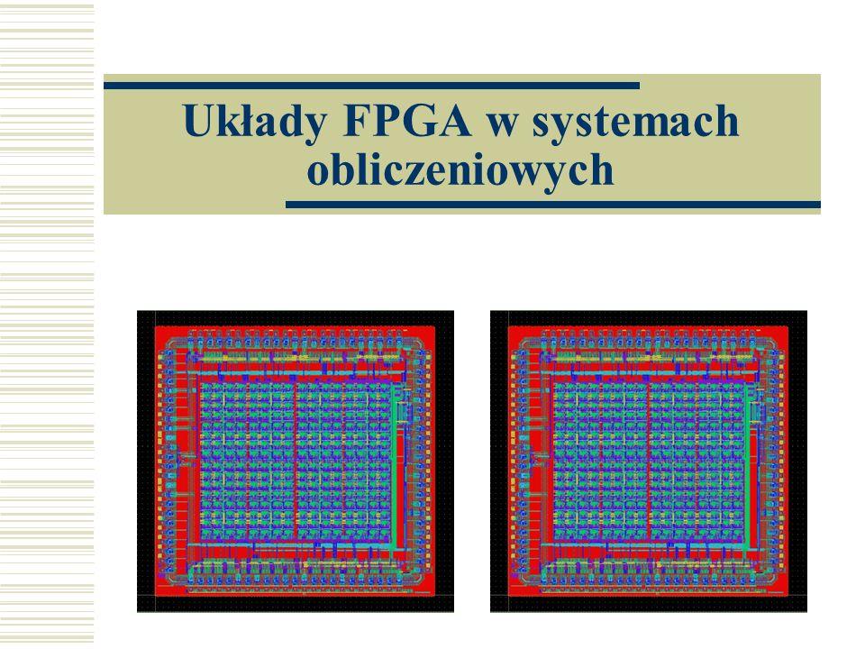Plan prezentacji  Czym są FPGA .