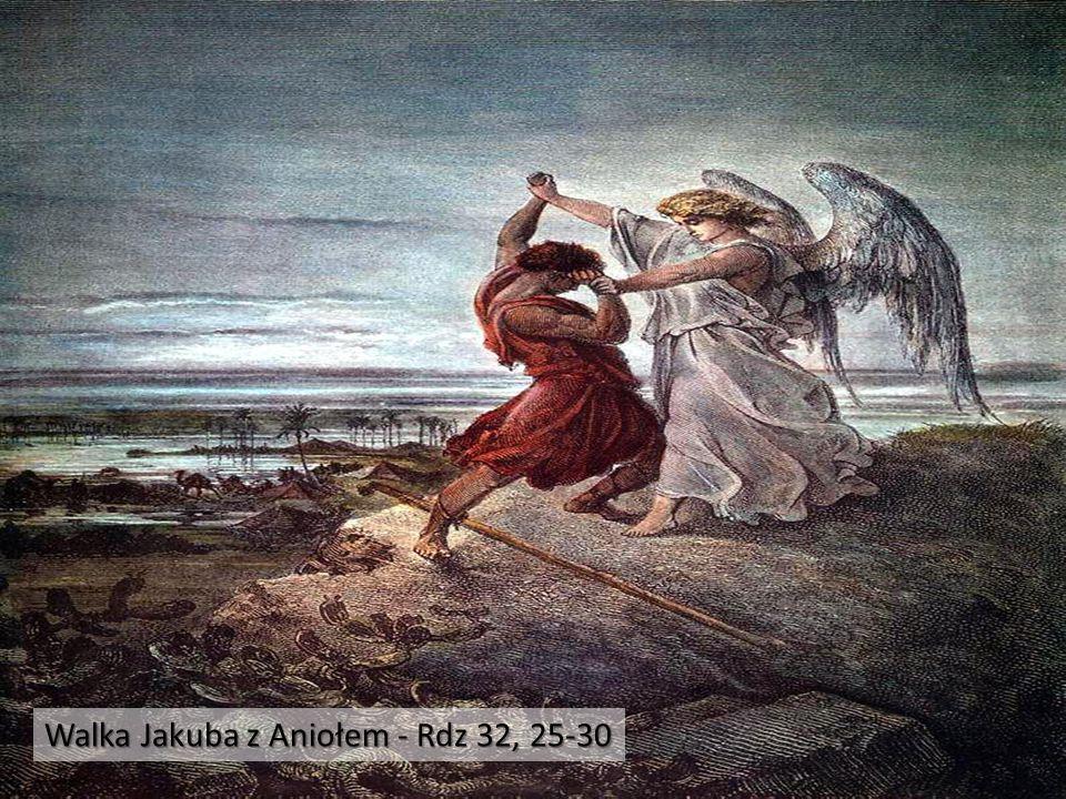Aniołowie przy Bożym grobie ogłaszają niewiastom Dobrą Nowinę - Mt 28, 2-7