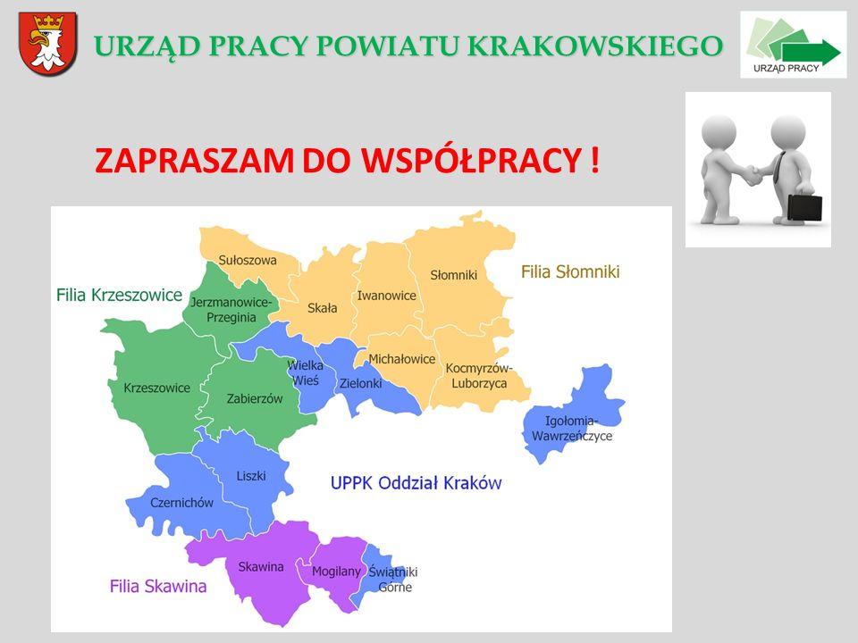 ZAPRASZAM DO WSPÓŁPRACY . tel. 12 299 75 25 tel.