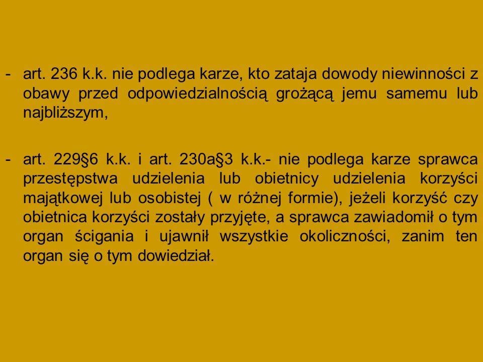 -art. 236 k.k.