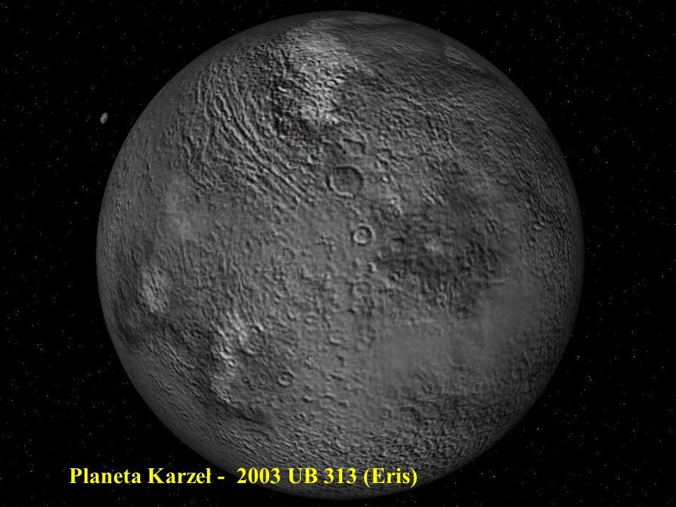 Aktualna pozycja Voyagera 1 (102 AU)