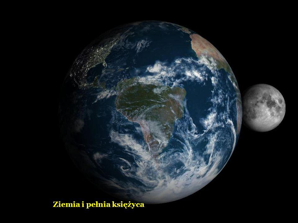 Ziemia i nów księżyca